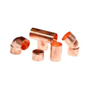 Copper-Capillary-Fittings